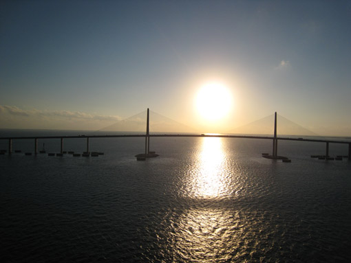 Skyway Bridge Tour