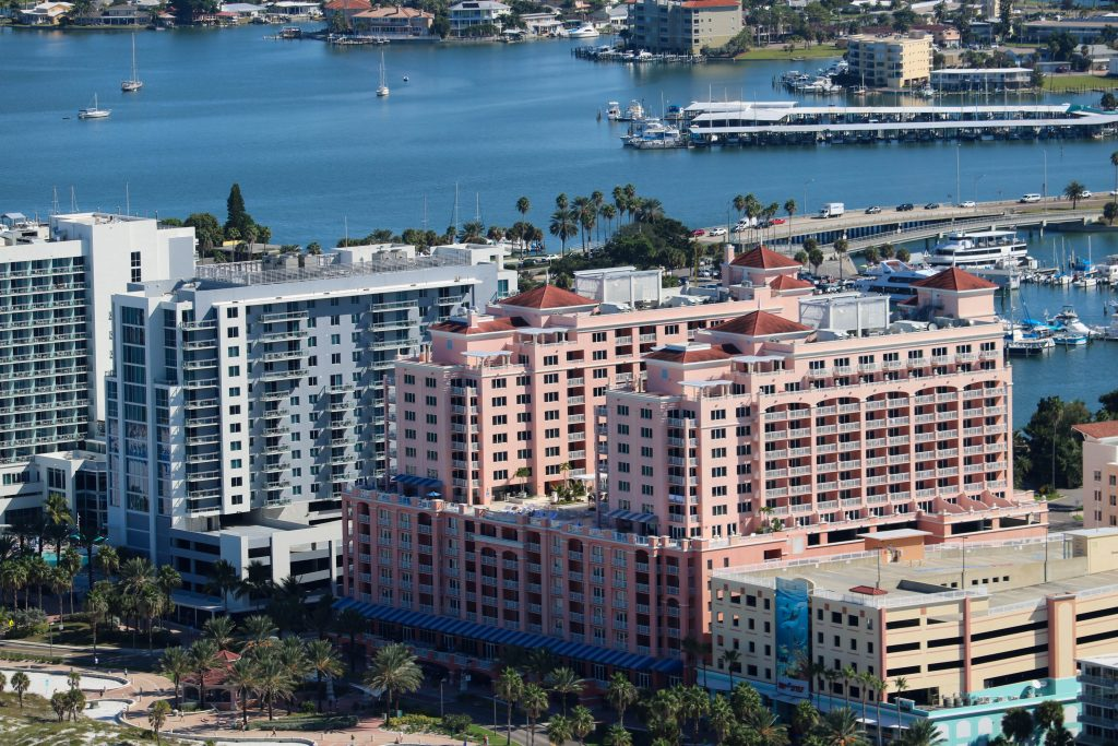 Clearwater Helicopter Tour